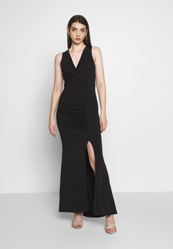 WAL G. - V DETAILED DRESS - Occasion wear - black