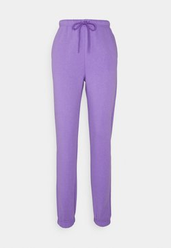 Pieces Petite - PCCHILLI PANTS - Jogginghose - dahlia purple