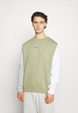 Nike Sportswear - CREW - Sweater - medium khaki