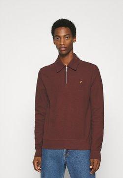 Farah - SPON - Poloshirt - burgundy