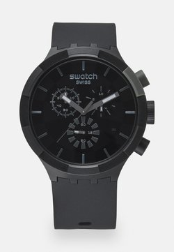 Swatch - RACING PIRATE - Montre à aiguilles - black/grey