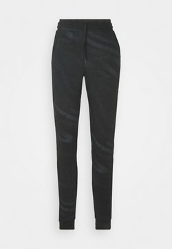ONLY PLAY Tall - ONPONAY PANTS - Jogginghose - black/silver