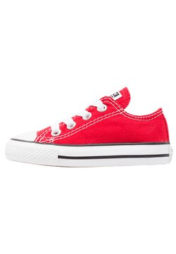 Converse - CHUCK TAYLOR ALL STAR CORE - Sneakers laag - red