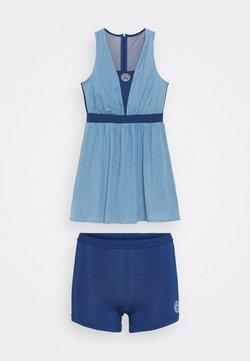 BIDI BADU - ANKEA TECH DRESS - Abbigliamento sportivo - blue denim/dark blue