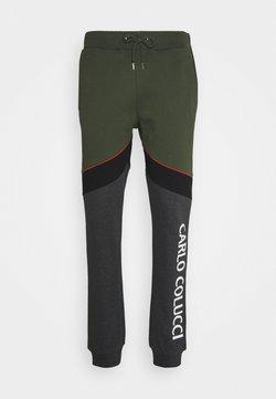 Carlo Colucci - Jogginghose - green