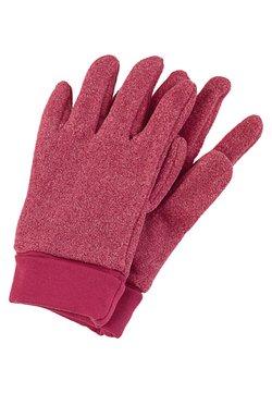 Sterntaler - Fingerhandschuh - red melange