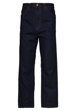 Carhartt WIP - SMITH PANT MONROE - Jean boyfriend - dark blue
