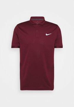 Nike Performance - Funktionsshirt - dark beetroot/white