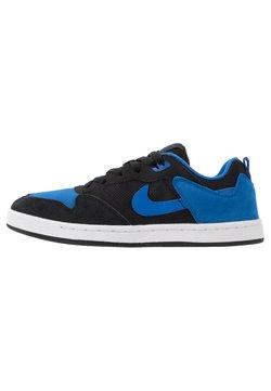 Nike SB - ALLEYOOP UNISEX - Skateschuh - black/royal blue