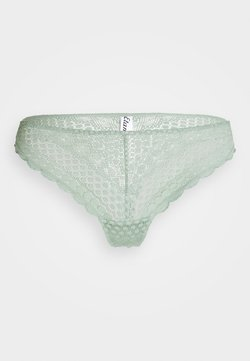 Etam - CHERIE CHERIE TANGA - Slip - light green