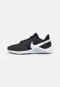 Nike Performance - LEGEND - Sports shoes - black/white/pure platinum