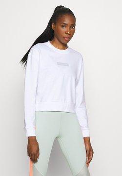 Calvin Klein Performance - Collegepaita - white