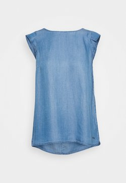 TOM TAILOR DENIM - T-Shirt print - blue denim