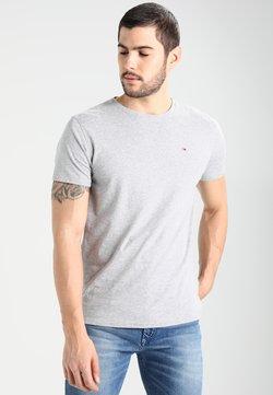 Tommy Jeans - ORIGINAL TEE REGULAR FIT - T-shirt basic - light grey