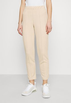 ONLY - ONLMETTE LONG PANT - Jogginghose - sesame