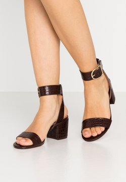 Even&Odd - Sandalen - brown