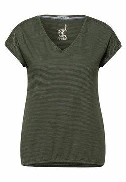 Cecil - T-Shirt print - grün
