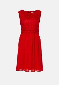 Young Couture by Barbara Schwarzer - Cocktailkleid/festliches Kleid - rot