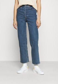 Levi's® - RIBCAGE STRAIGHT ANKLE - Straight leg -farkut - georgie