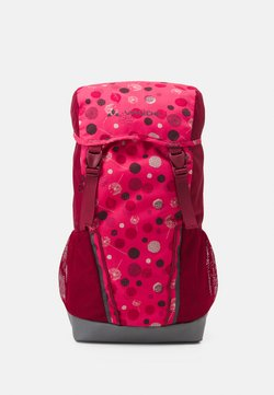 Vaude - PUCK 14 UNISEX - Reppu - bright pink/cranberry