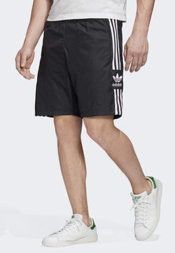 adidas Originals - SHORTS - Shorts - black
