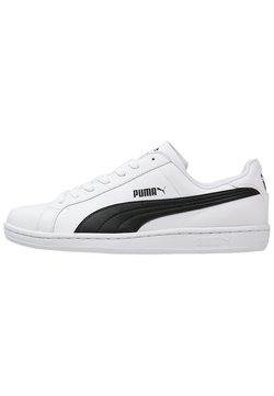 Puma - SMASH L - Sneaker low - white/black