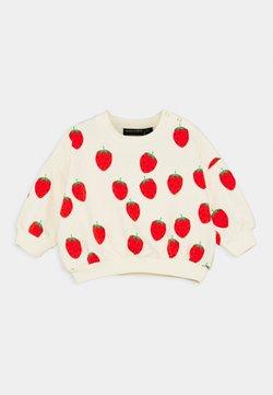 Mini Rodini - STRAWBERRY - Sweater - offwhite