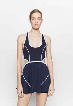 Free People - GIVE IT A WHIRL SET - Chándal - navy