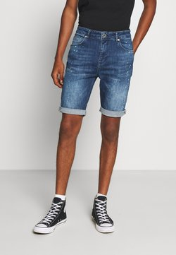 Cars Jeans - BARIS  - Jeansshort - blue denim