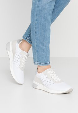 LOVE OUR PLANET by MARCO TOZZI - Sneakers basse - white