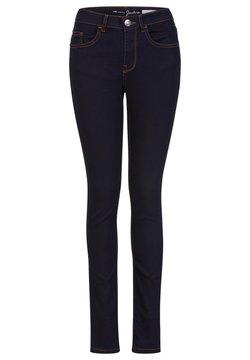 Miss E - Slim fit jeans - dark-blue