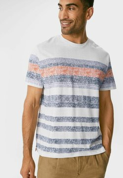 C&A - T-Shirt print - beige-melange