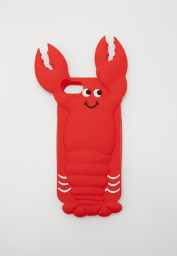 Mister Tee - PHONECASE LOBSTER  - Etui na telefon - red