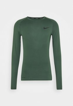 Nike Performance - TIGHT - Funktionsshirt - galactic jade/black