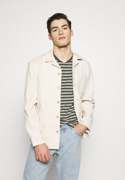 Minimum - DEPP - Denim jacket - ecru