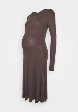 Pieces Maternity - PCMBIRDIE DRESS - Vestido ligero - mole