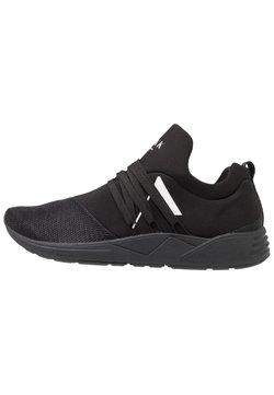 ARKK Copenhagen - RAVEN - Sneaker low - all black/white