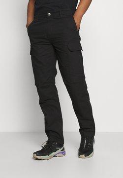 Dickies - MILLERVILLE - Reisitaskuhousut - black