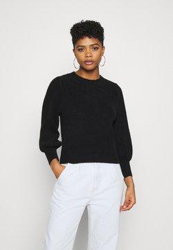 Gina Tricot - ALVA - Pullover - black