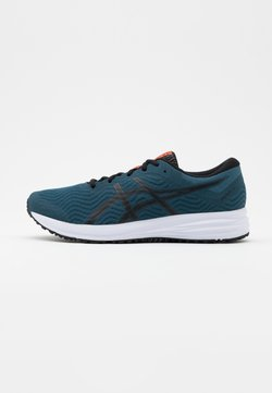 ASICS - PATRIOT 12 - Zapatillas de running neutras - magnetic blue/black