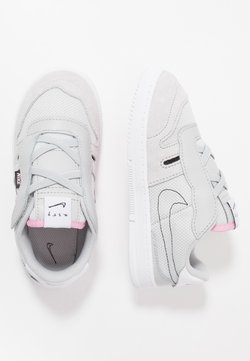 Nike Sportswear - SQUASH TYPE - Sneakers laag - grey fog/black/pink/white