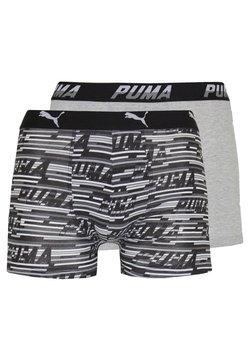 Puma - LOGO 2 PACK - Shorty - black