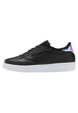 Reebok Classic - CLUB C 85 SHOES - Sneakersy niskie - black