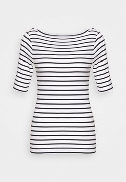 GAP - T-Shirt print - black/white