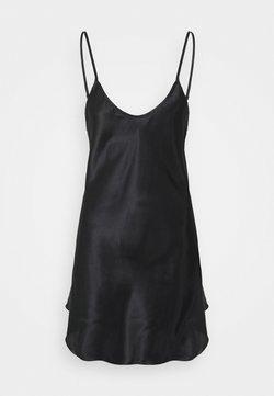 Trendyol - Nachthemd - black