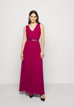 Lauren Ralph Lauren - GRACEFUL LONG GOWN - Suknia balowa - modern dahlia