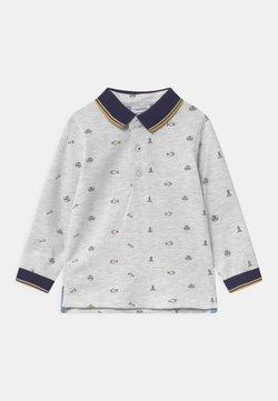 OVS - Poloshirt - grey melange