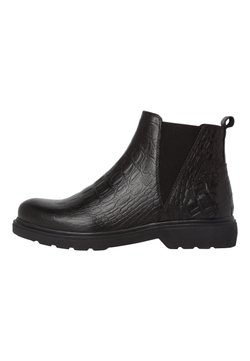 Marco Tozzi - Ankle Boot - black croco