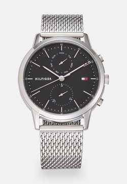 Tommy Hilfiger - EASTON - Montre - silver-coloured
