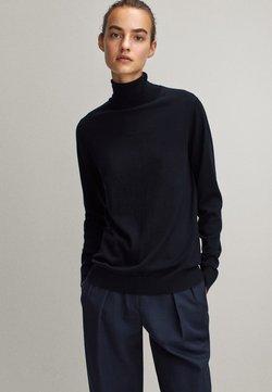 Massimo Dutti - Pullover - black